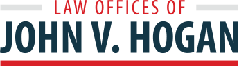 The Law Offices of John V. Hogan logo